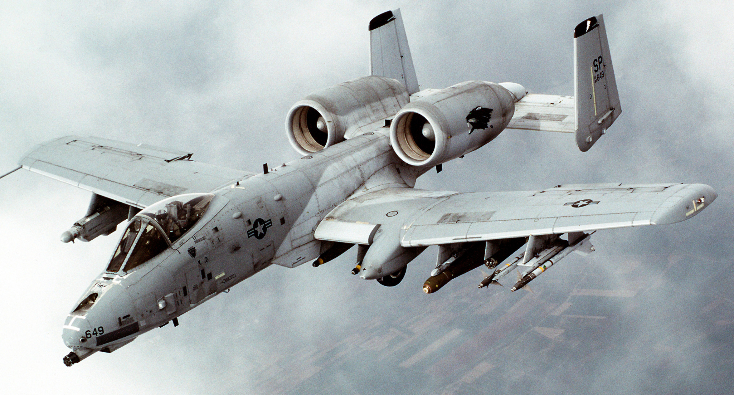 Проекта истребителя f a 18 a 10 thunderbolt сша